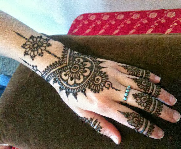 Beautiful Mehndi Designs Wallpapers Free Download