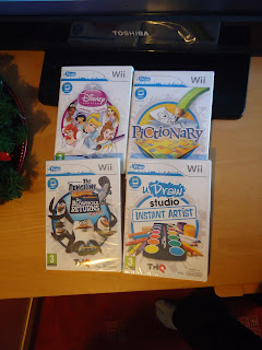 UDraw Games for the Wii