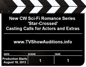 Star-Crossed Casting Calls