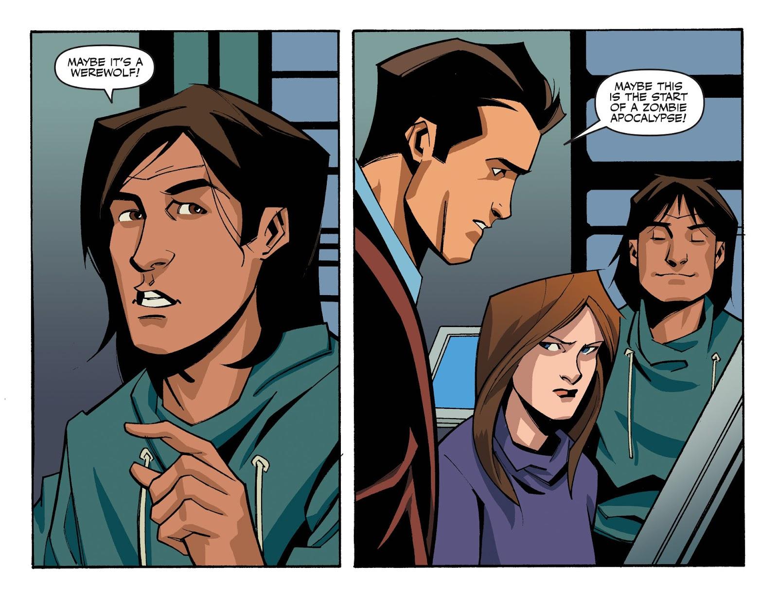 The Flash: Season Zero [I] Issue #11 #11 - English 18
