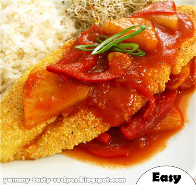 Yummy tasty recipes fillet fish with tomato sauce recipe for Recipes with fish sauce