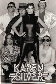 "Karen Silver , l'étoile filante du disco "" Mad In Canada"