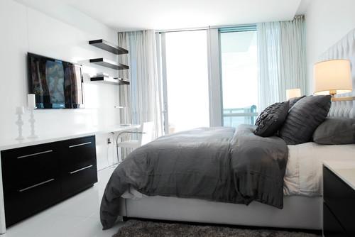 Contoh Desain Kamar Tidur Kecil ukuran 2.75 M x3m