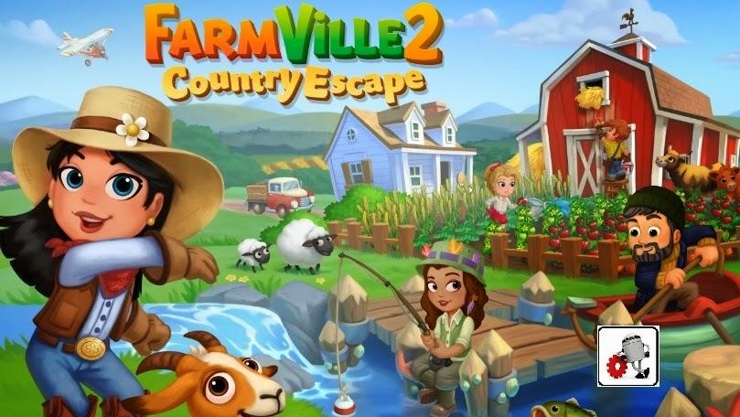 FarmVille 2: Country Escape v1.4.41 APK Mod