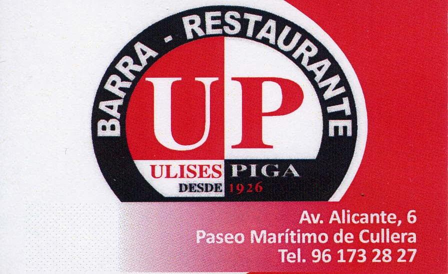 Restaurant Ulises Piga (Cullera)