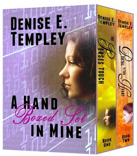 A Hand in Mine Boxed Set by D. Templey