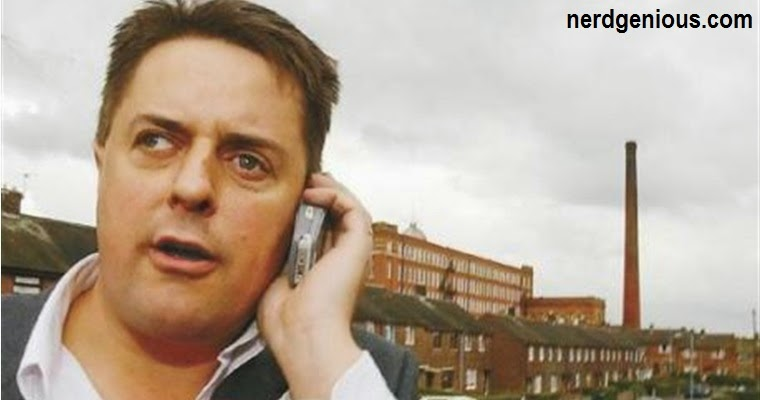 Ex-convict BNP leader Nick Griffin suspected Nazi