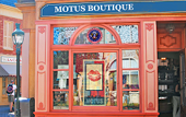 MOTUS' Store