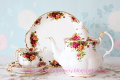 Royal Albert OCR Teaset