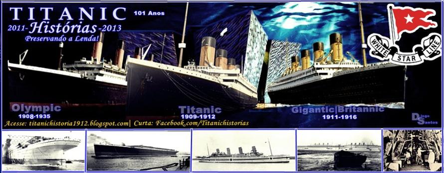 TITANIC HISTORIAS/ TITANIC GLOBAL
