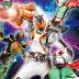 Kamen Rider Climax Heroes Fourze PSP