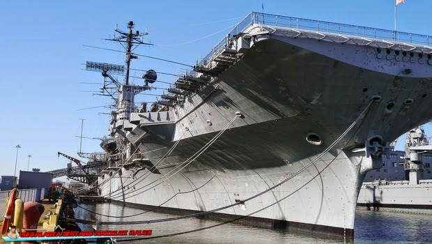 Kapal yang Dijadikan Museum dan Paling Berhantu di AS Kapal yang Dijadikan Museum dan Paling Berhantu di AS