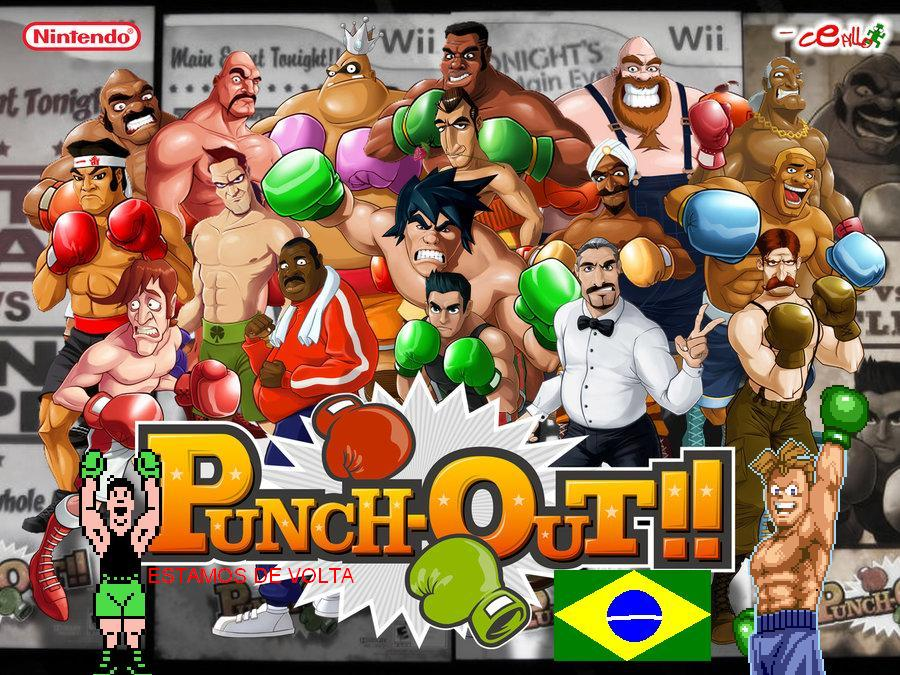 Punch out Br