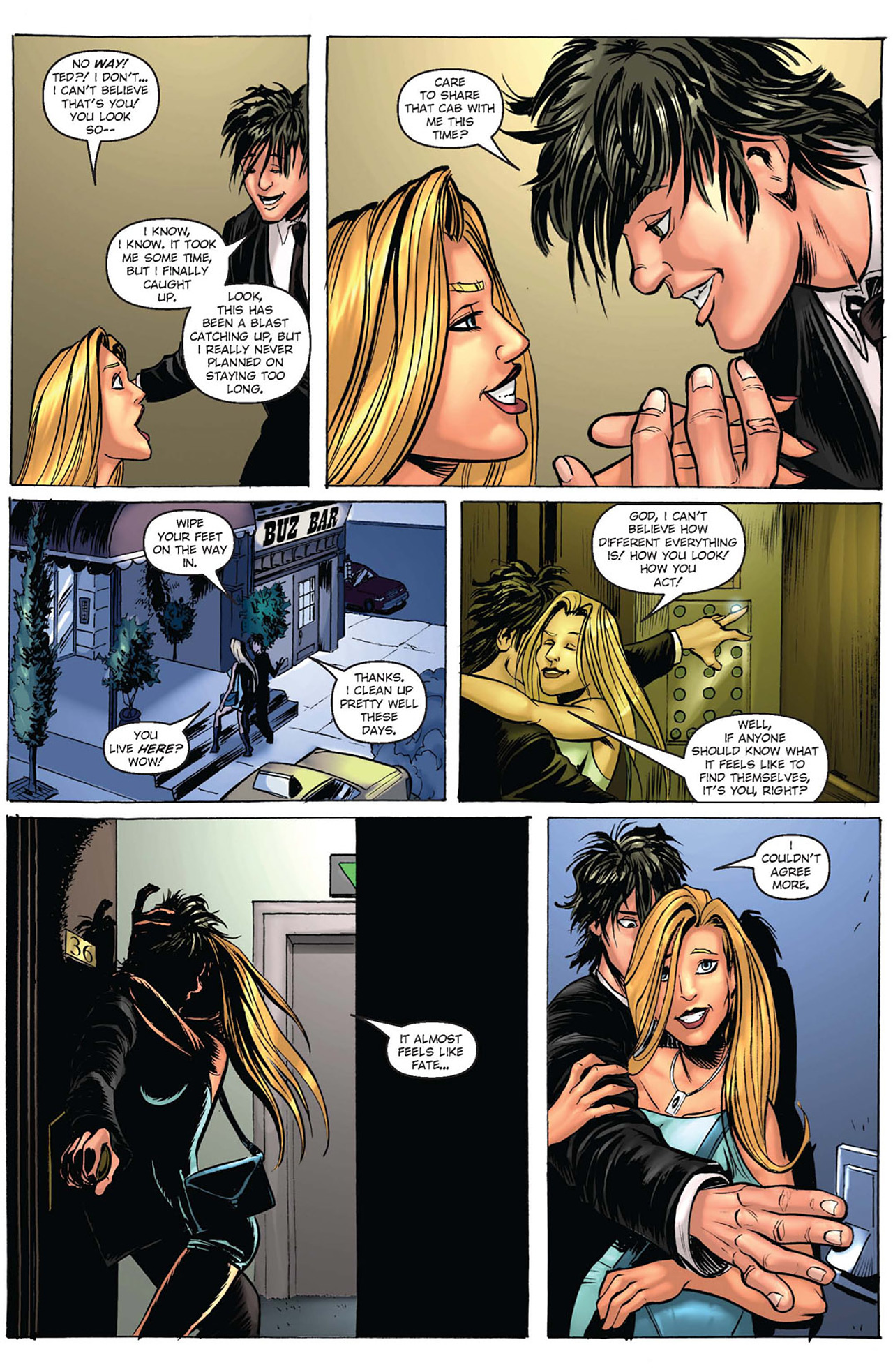 Grimm Fairy Tales (2005) Issue #28 #31 - English 21