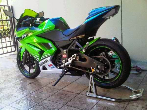 Download Modifikasi Knalpot Ninja 250 R