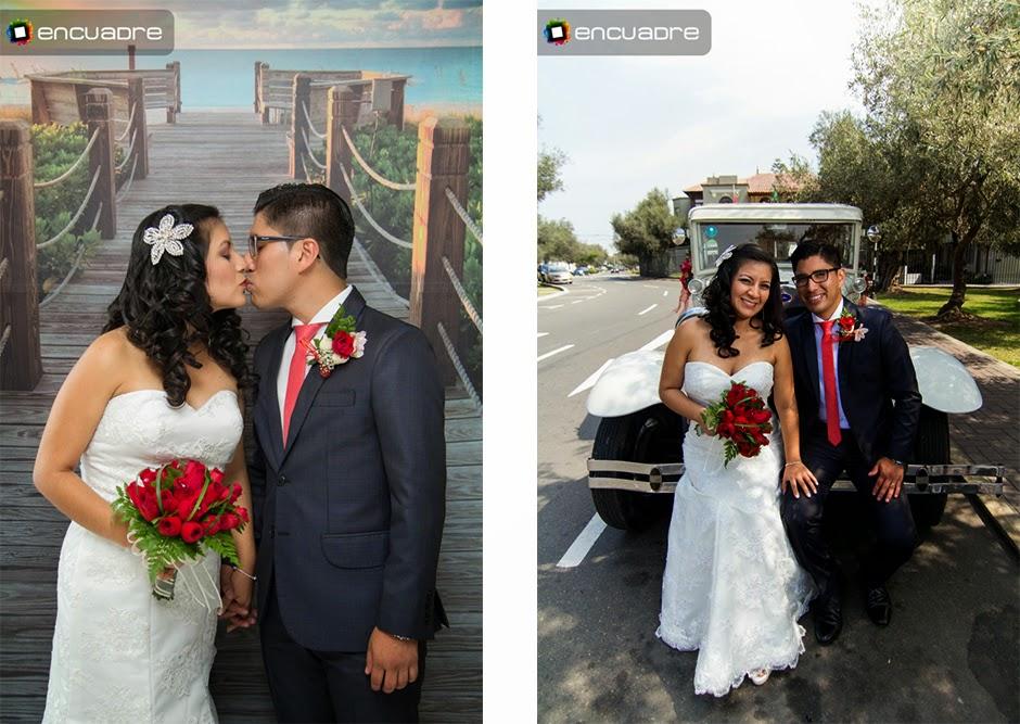 fotos novia carcocha lima