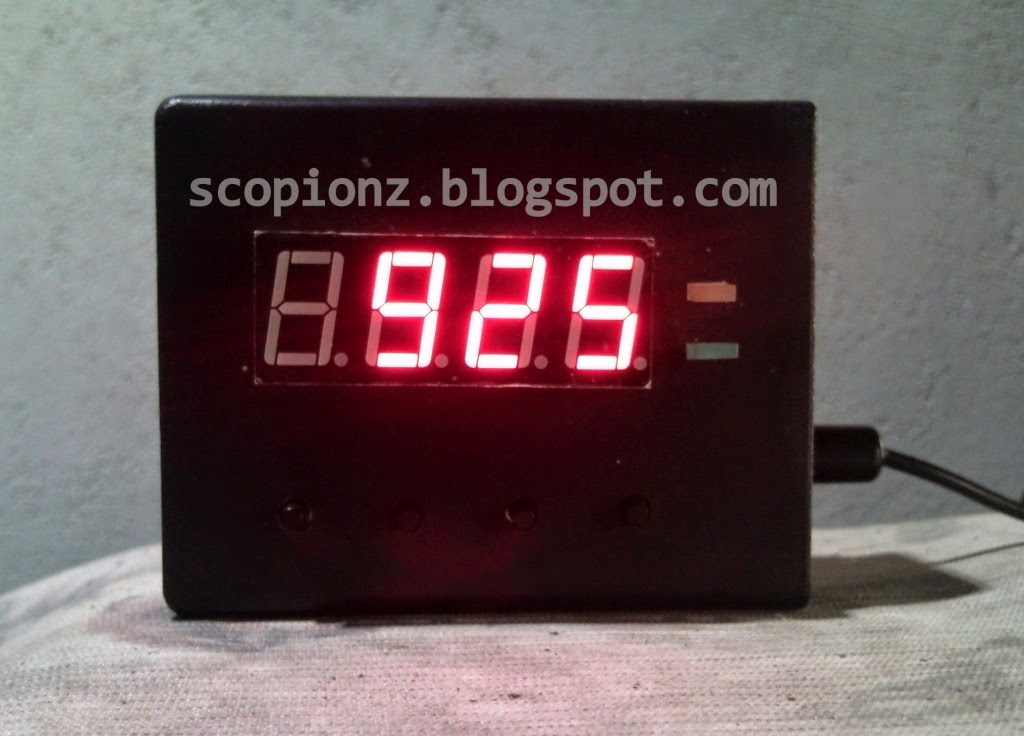 DS1307 Alarm Clock