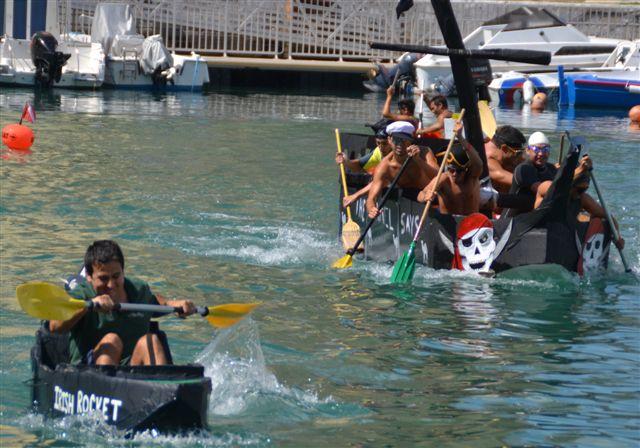 Cardboard pontoon boat designs 2014