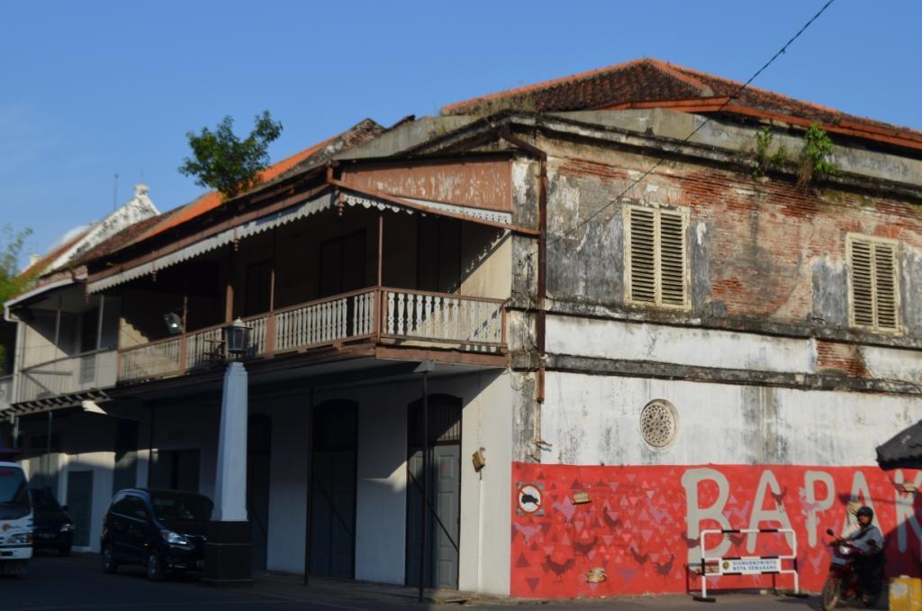 picnesia wisata kota lama di semarang