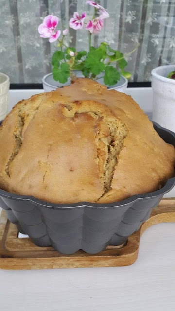 Möhren Kuchen / Havuçlu Kek
