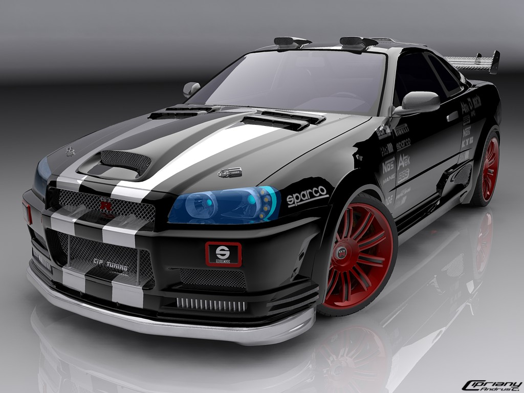 Nissan Skyline ~ Automotive Todays