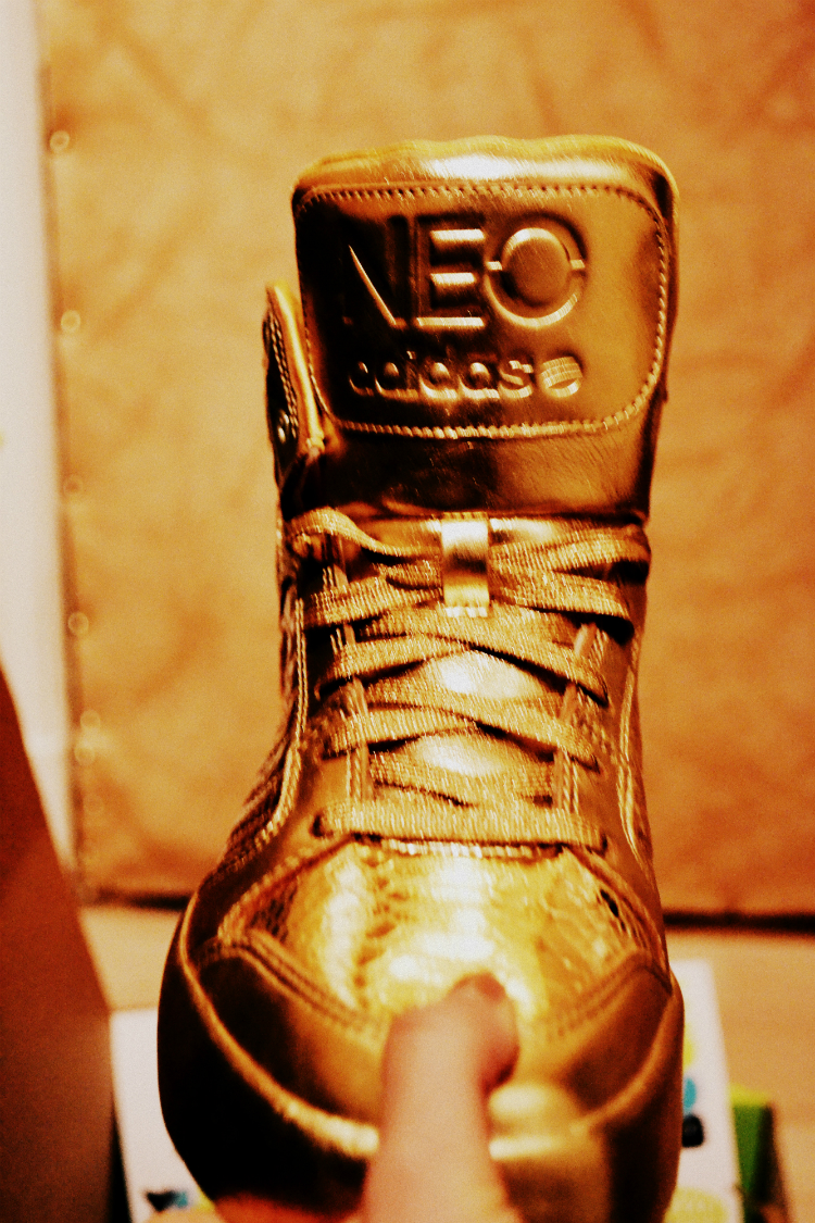 adidas neo gold shoes justin bieber findmygoldshoes miami full