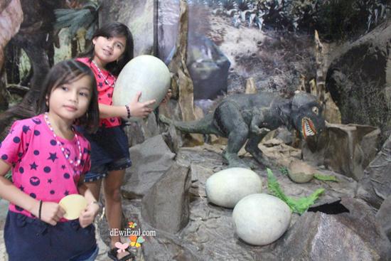 telur Dinosaurus di Jogjakarta