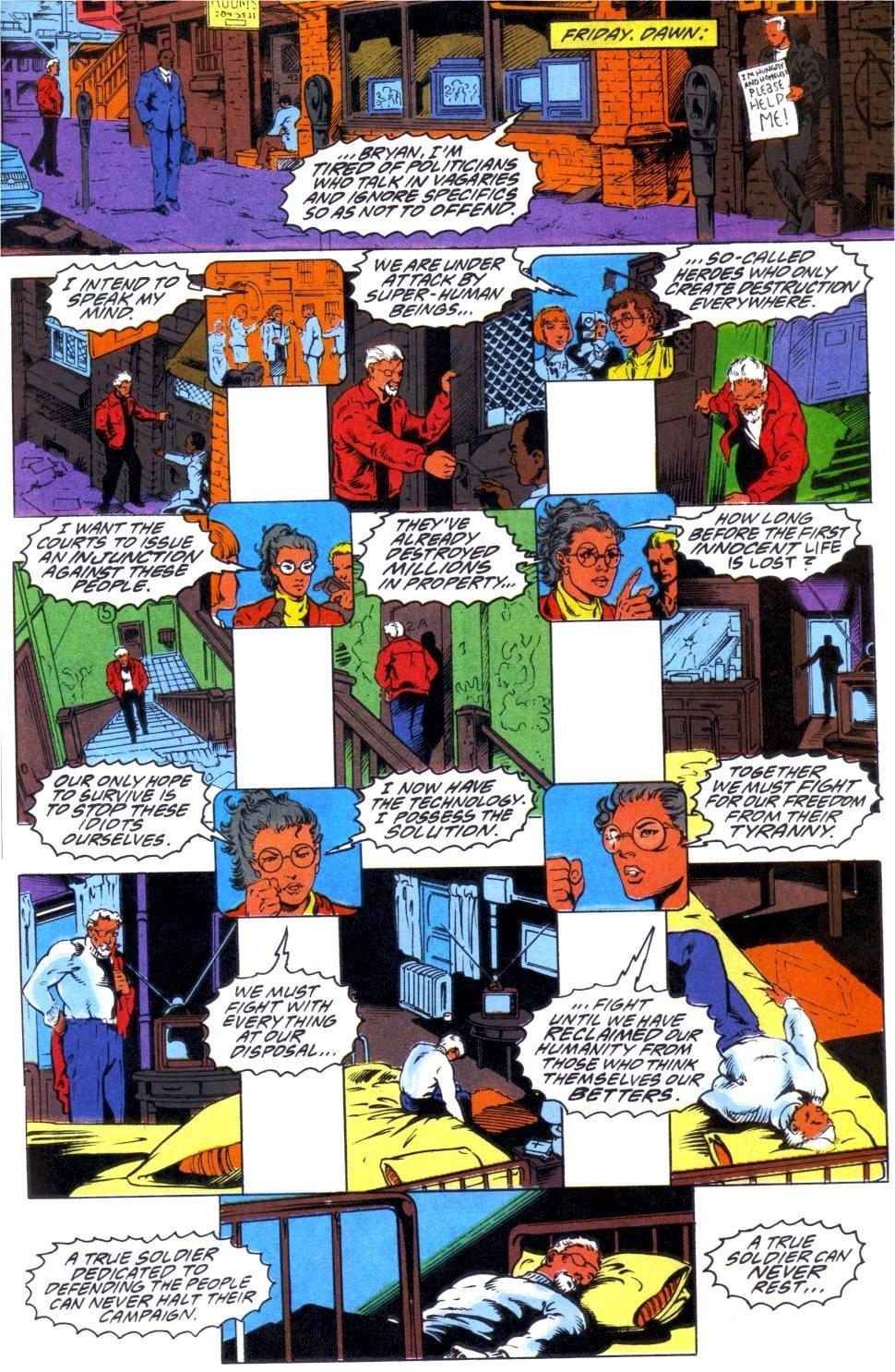 Deathstroke (1991) Annual 1 #1 - English 34