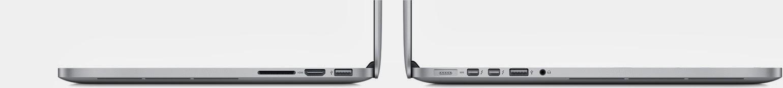 Macbook Pro Tasarım