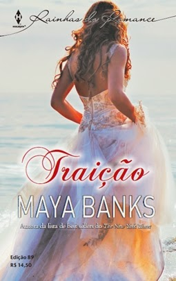 Traição - Maya Banks