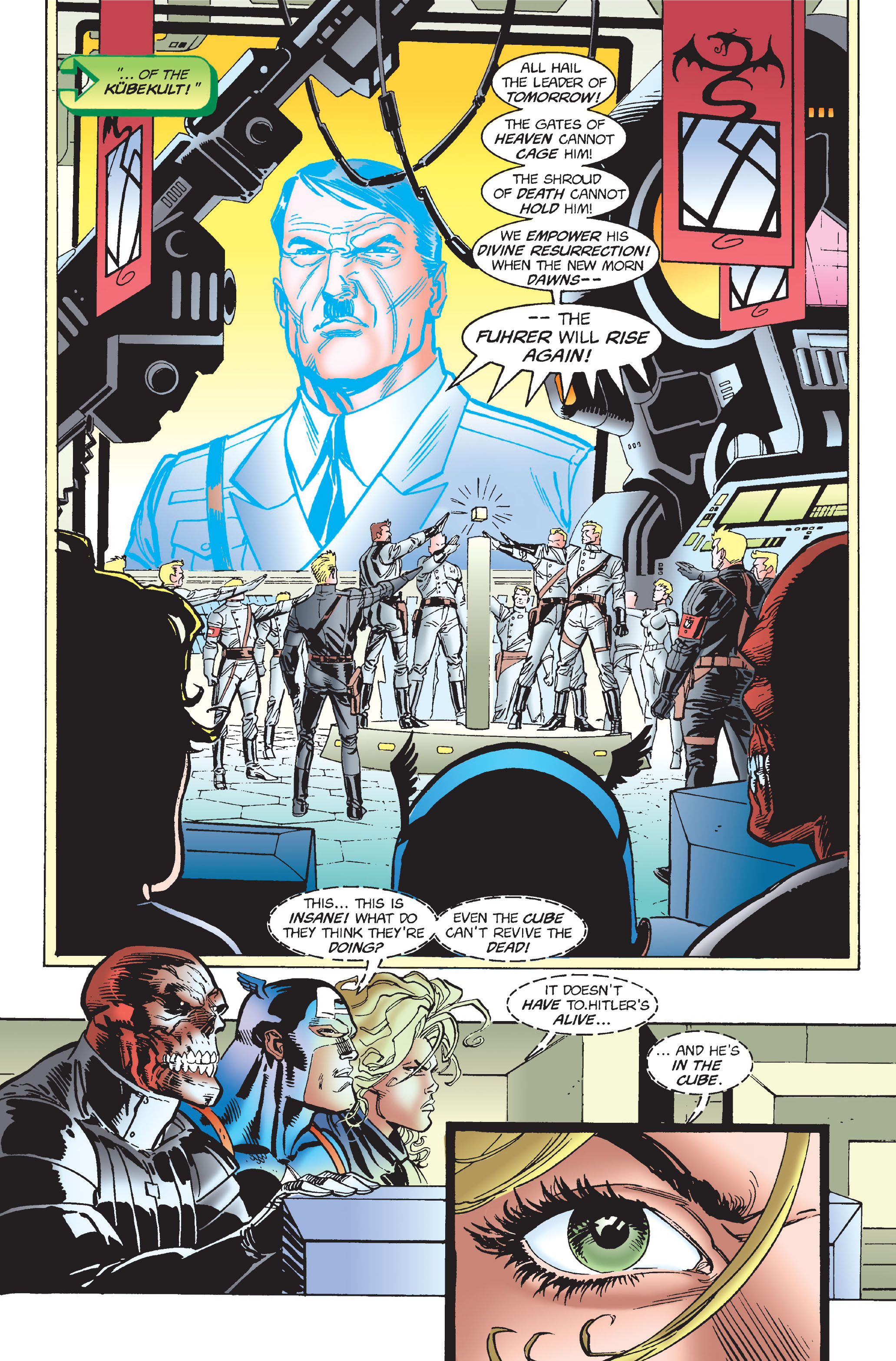 Captain America (1968) Issue #446 #400 - English 4