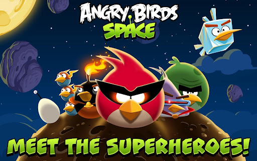 Angry Birds Space android,apk,google play store