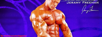 Couverture facebook musculation Jeramy Freeman