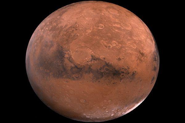 Anillo alrededor de Marte, como el de Saturno