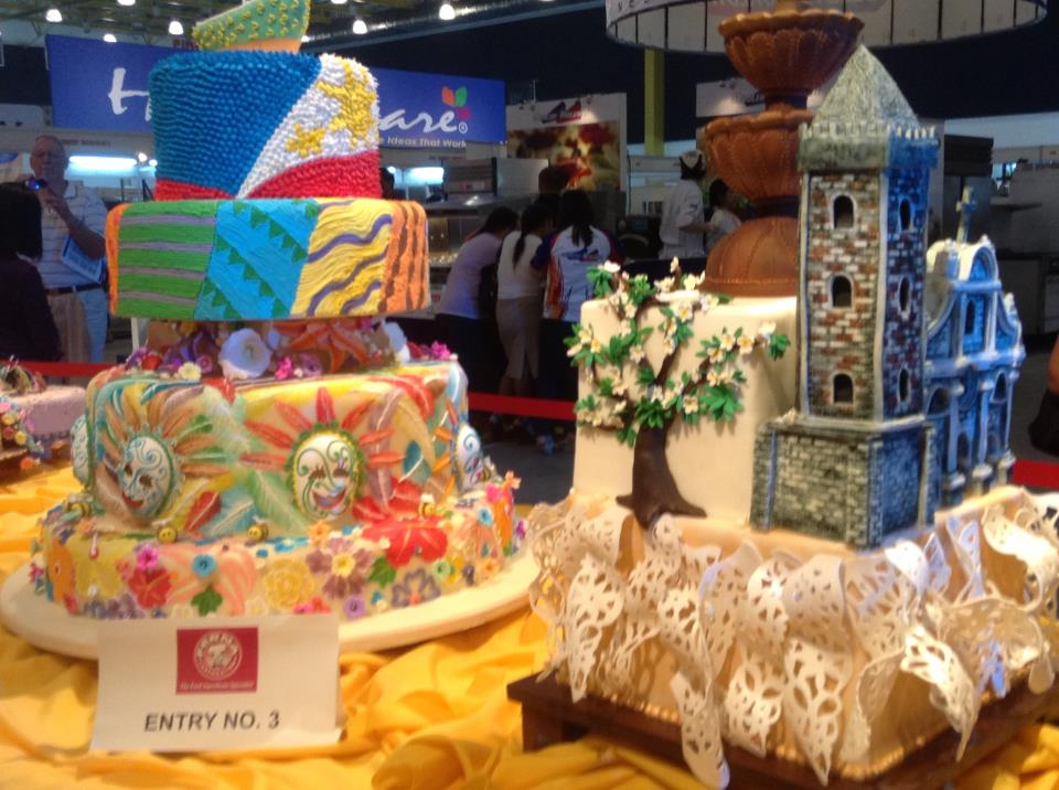 WHATCHAMACALLIT: Cake Art Competition Takes Center Stage ...