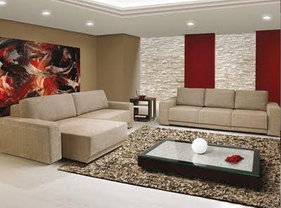 39 39 aprendendo a viver 39 39 decora o de casas sala de estar for Sala de estar homescapes