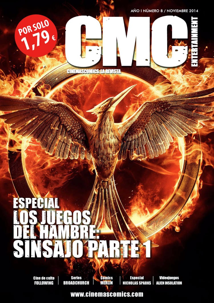 Portada Cinemascomics La revista 9