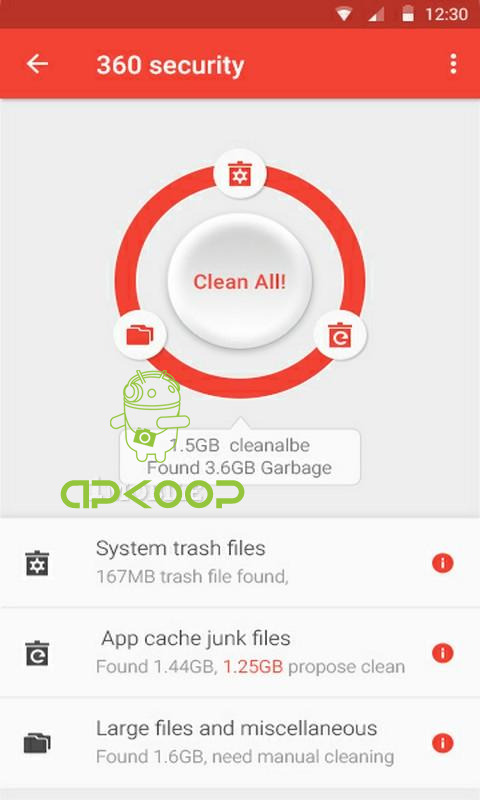 Free Download 360 Security APK for Android { Latest Updated