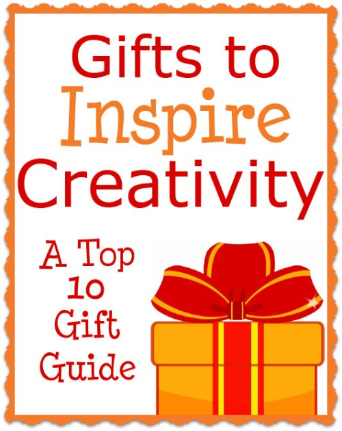 Top 10 Gifts to Inspire Creativity Gift Guide