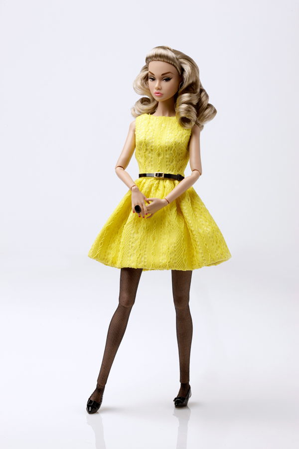 "Shining Hour Dress Pattern for 16/"" Tyler Wentworth Dolls  Tonner"