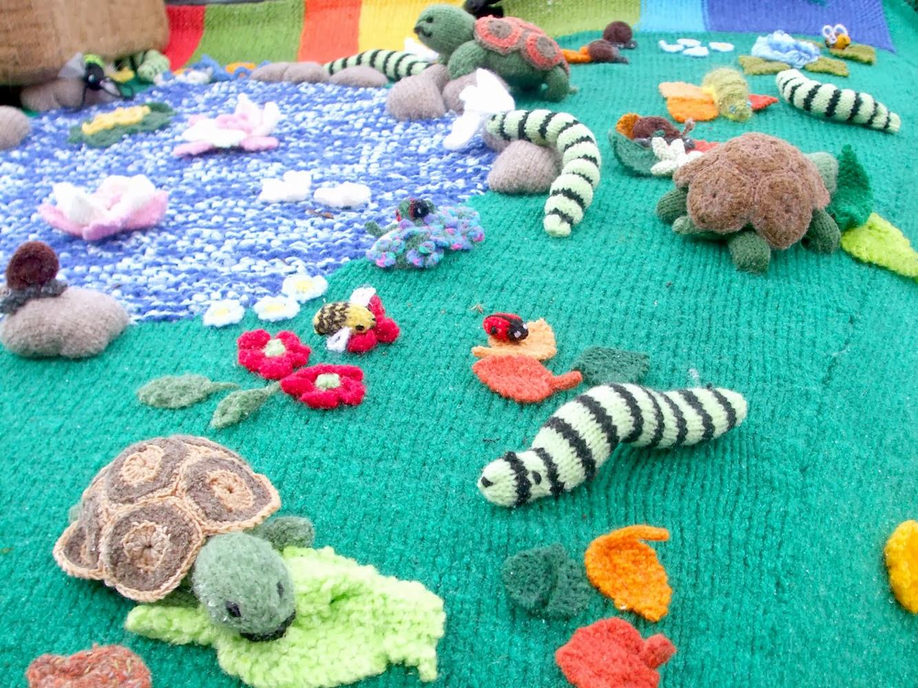 NezumiWorld Blog: The Knitting and Stitching Show 2013