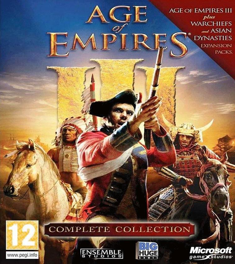 تحميل لعبة الاستراتيجية Age OF Empires III برابط مباشر