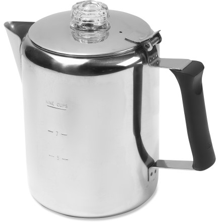 Camping Coffee Maker Percolator : Camping In Style: Camp Coffee