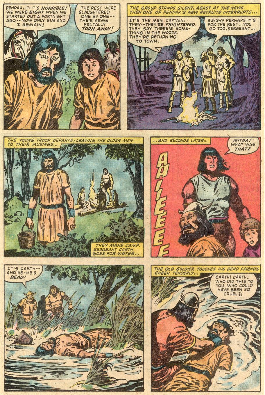 Conan the Barbarian (1970) Issue #149 #161 - English 17
