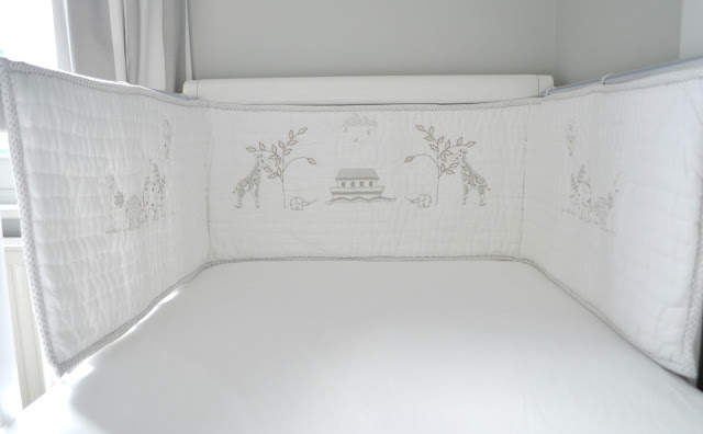 My Grey Amp White Nursery Blog Me Beautiful