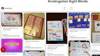 https://www.pinterest.com/baxterb/kindergarten-sight-words/