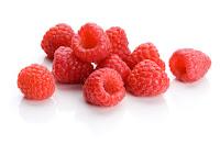 buah sehat, raspberry