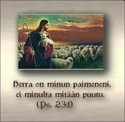 Herras on minun paimeneni