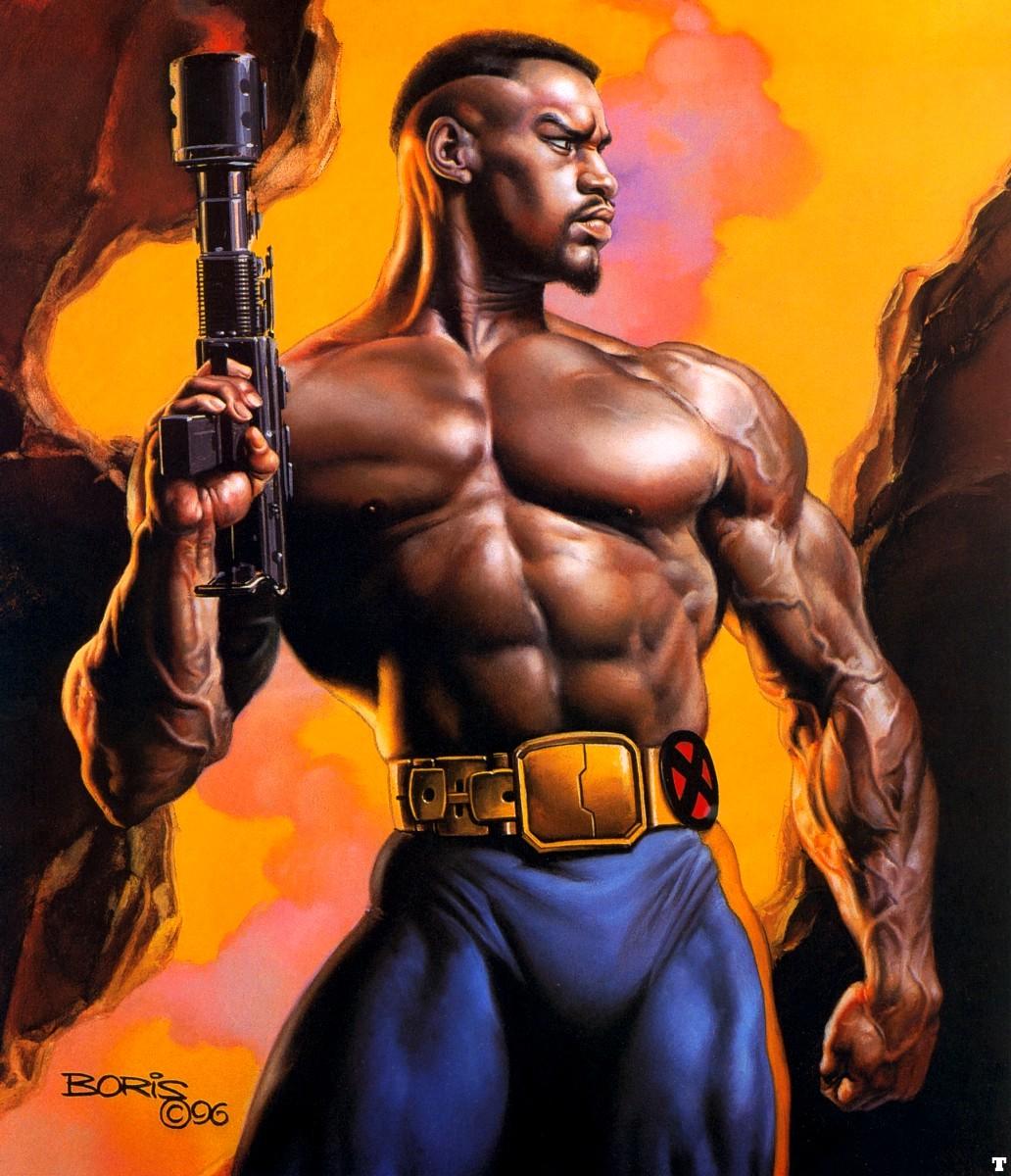 X Man Supper Heros 93