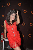 Actress Anukruti Hot Photos Gallery in Red-thumbnail-5